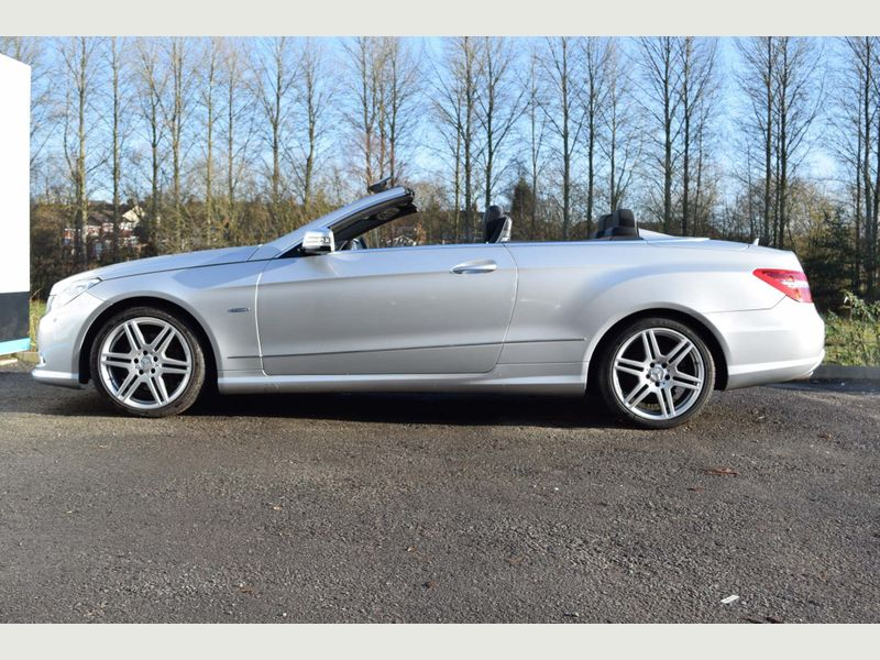 Mercedes E250 CDI Convertible Sport Tip Auto - 2013 Model - Service History - - Image 2 of 7
