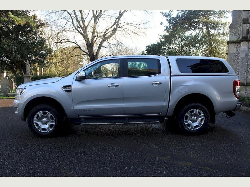 Ford Ranger 2.2 TDCI XLT Edition Double Cab - 2018 Model - 1 Owner From New - Service History - 4x4