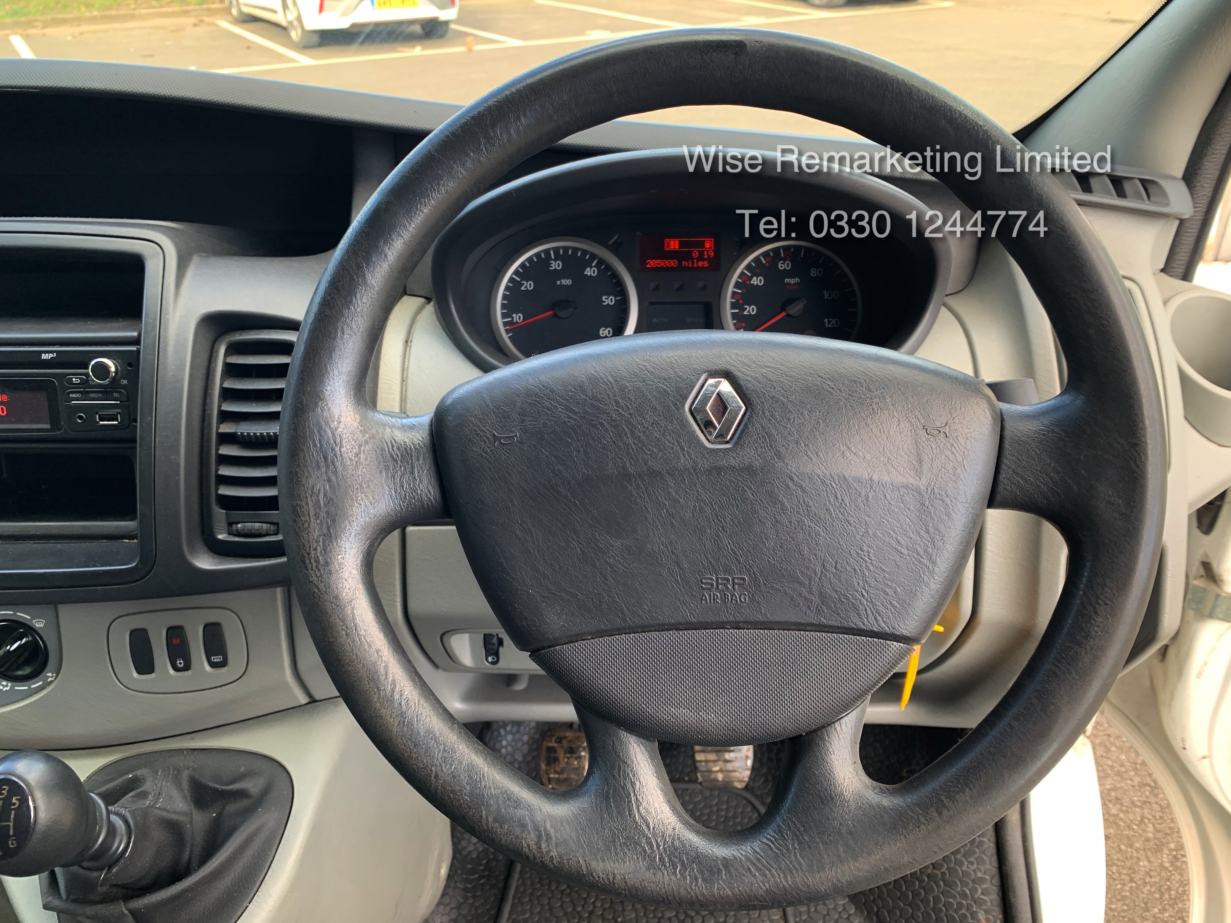Renault Trafic 2.0 DCI (115 BHP) - 6 Speed - 2014 Reg - Ply Lined - - Image 19 of 21