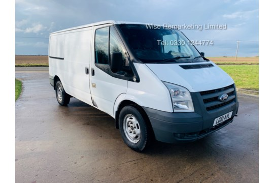 Reserve Met Ford Transit T350 2.2 TDCI - 2012 Model - Air Con -Tow Bar - Ply Lined - Save 20% NO Vat