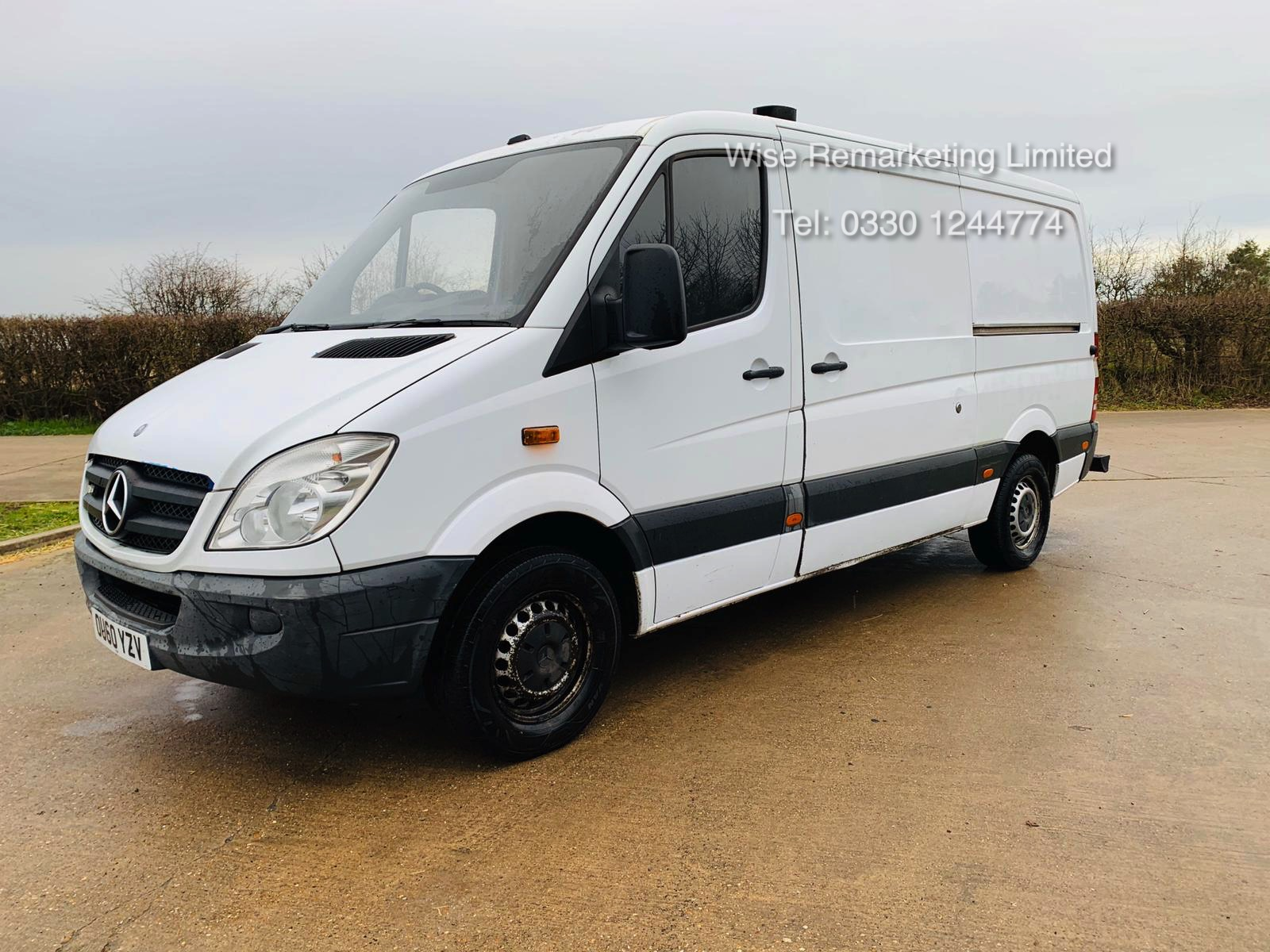 Reserve Met Mercedes Sprinter 313 CDI 2.1 TD *Automatic Triptronic Gearbox* - 2011 Model - Ply Lined
