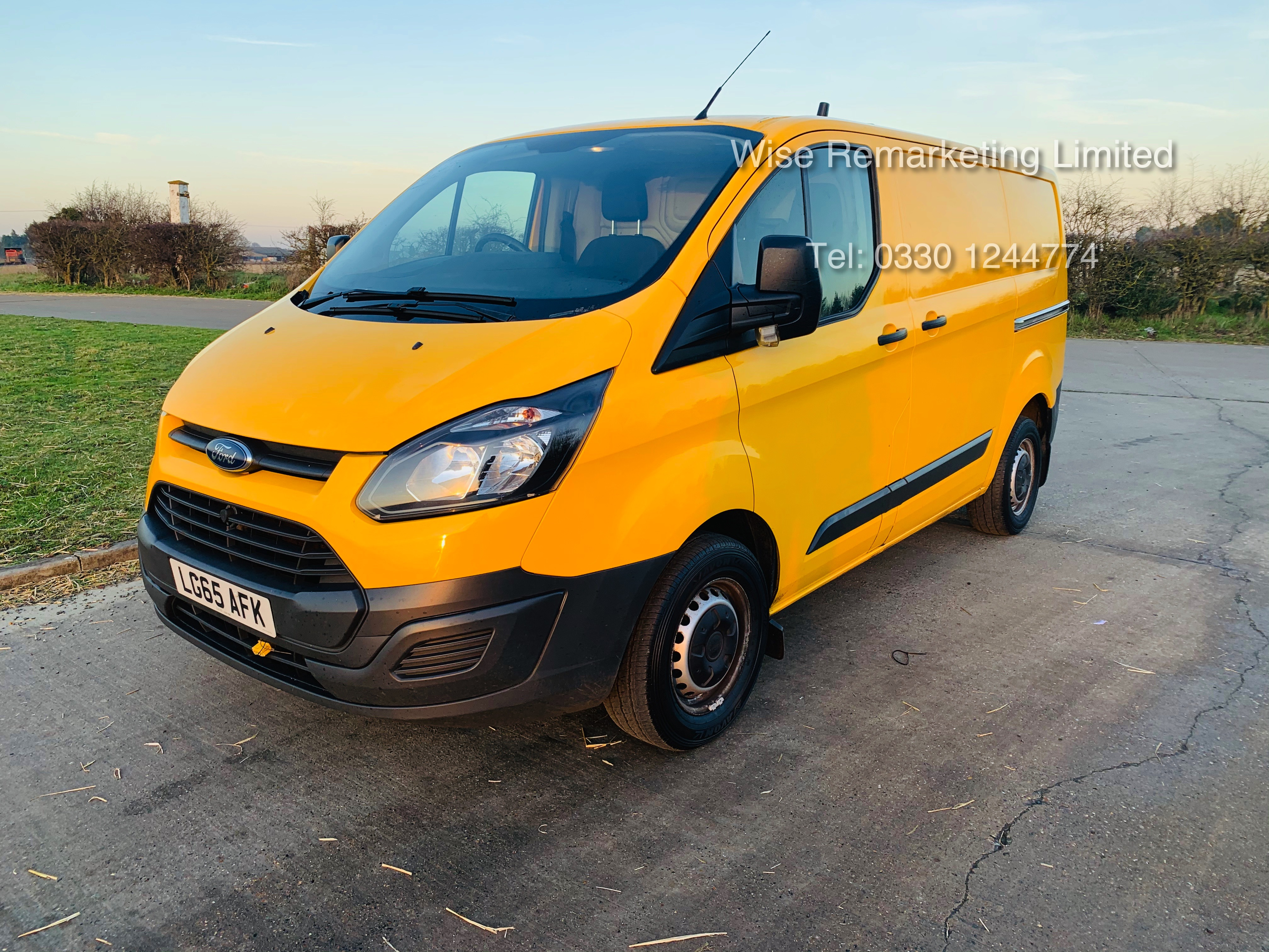 Ford Transit Custom 2.2 TDCI 310 Eco-Tech - 2016 Model - 1 Keeper From New - Air Con - Ex AA Van - Image 5 of 23