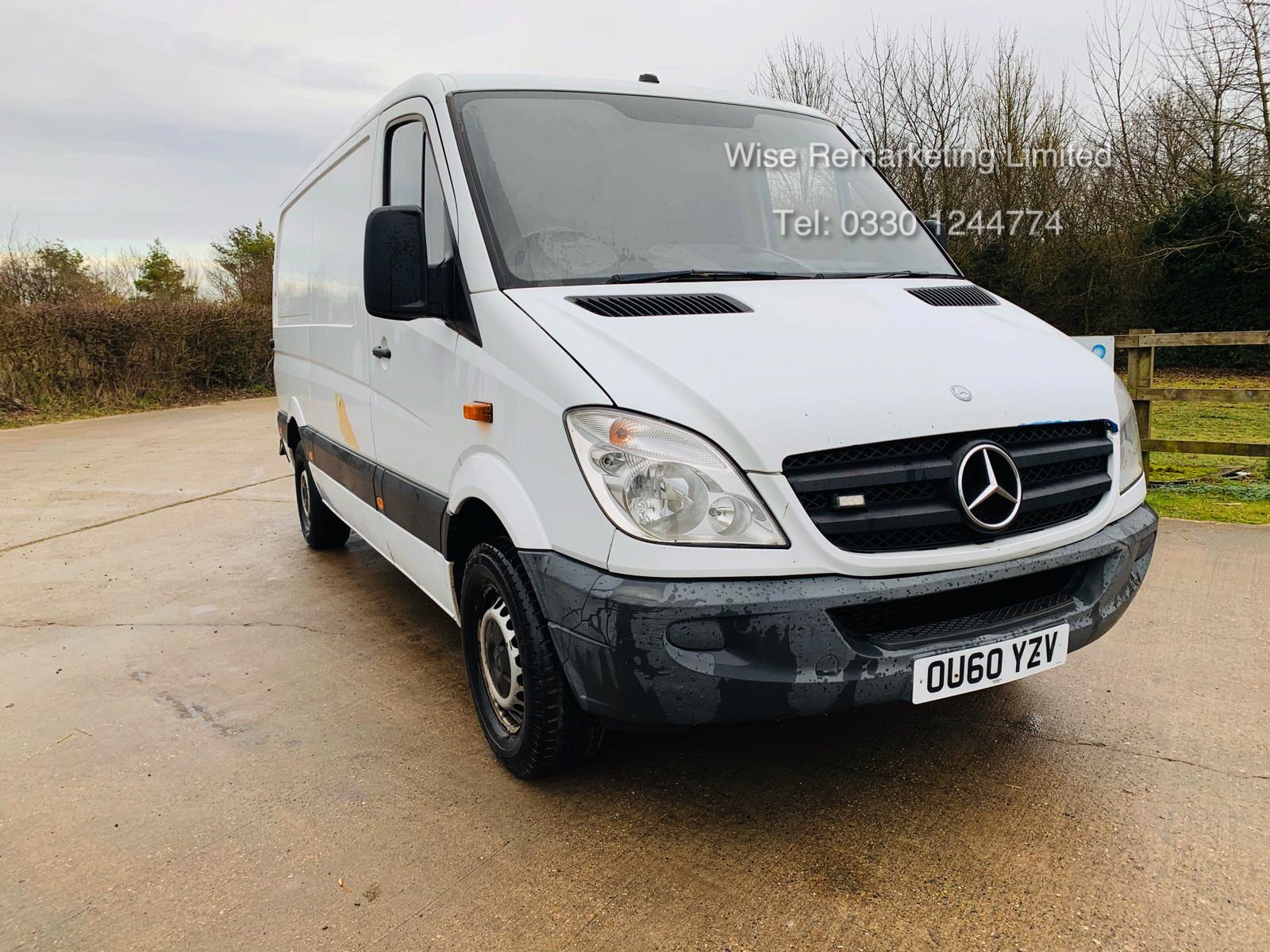 Reserve Met Mercedes Sprinter 313 CDI 2.1 TD *Automatic Triptronic Gearbox* - 2011 Model - Ply Lined - Image 5 of 15