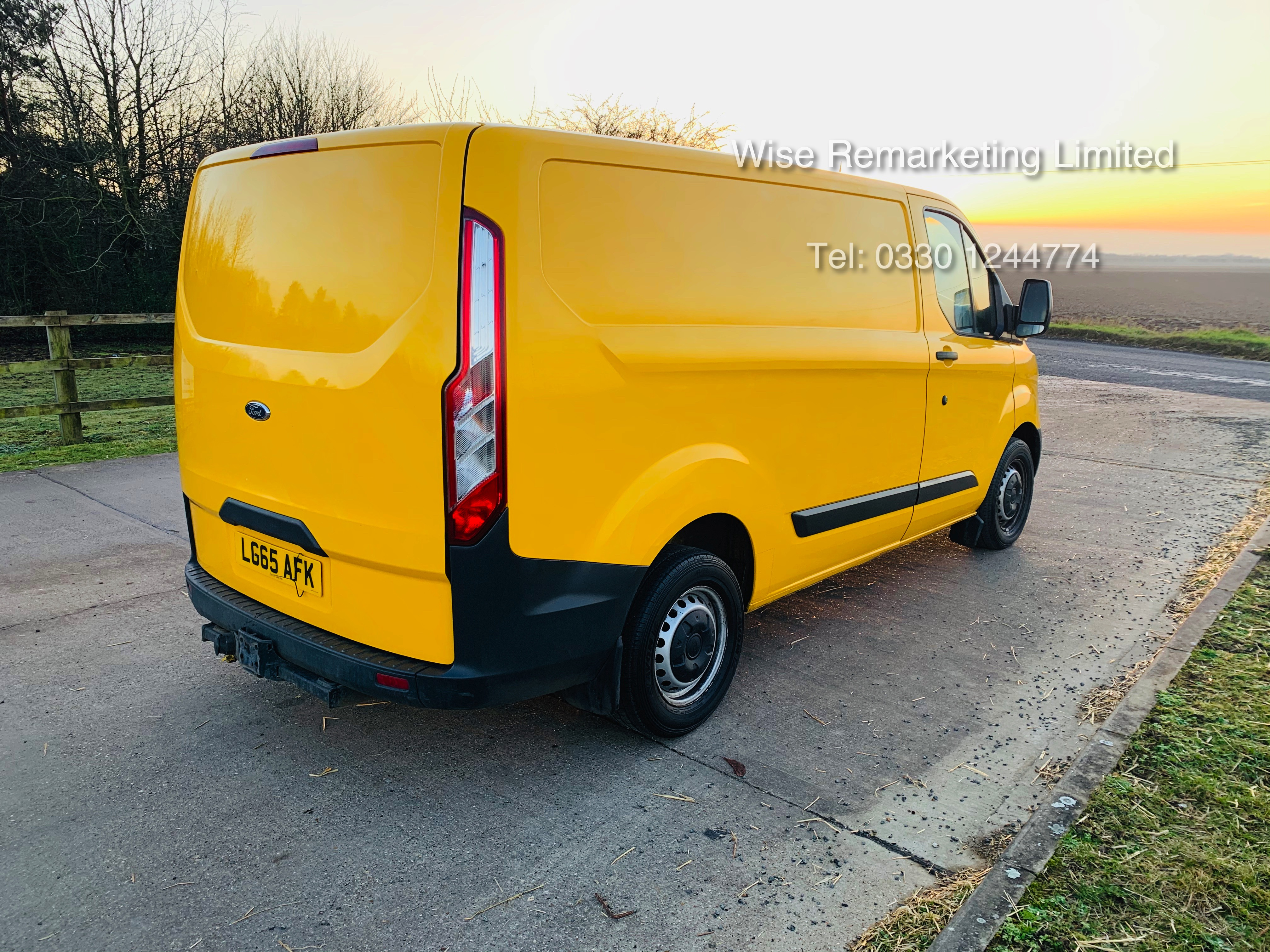 Ford Transit Custom 2.2 TDCI 310 Eco-Tech - 2016 Model - 1 Keeper From New - Air Con - Ex AA Van - Image 7 of 23