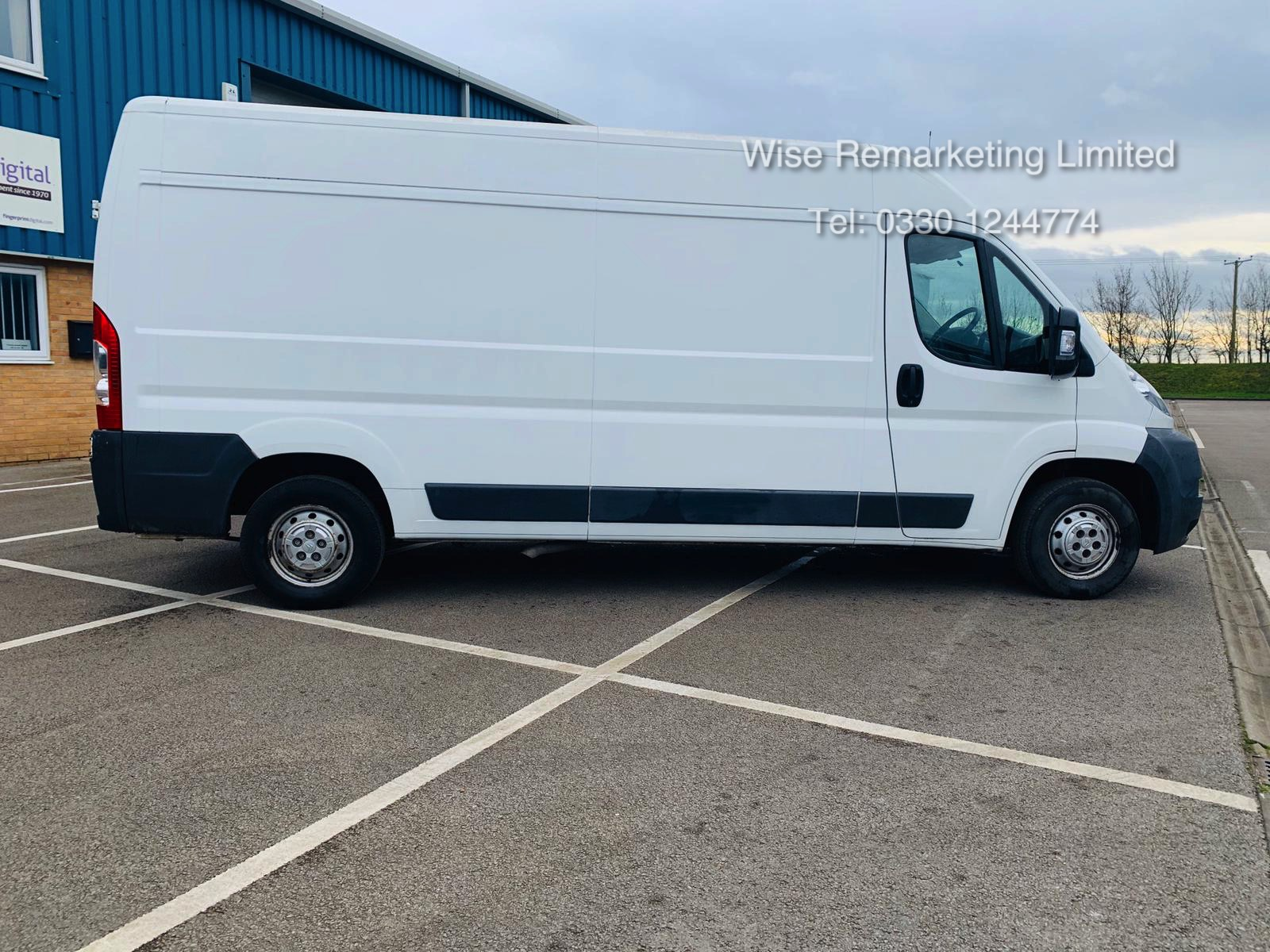 Citroen Relay 35 2.2 HDi (130 BHP) LWB 2012 12 Reg - 6 Speed - Ply Lined SAVE 20% NO VAT - Image 6 of 20