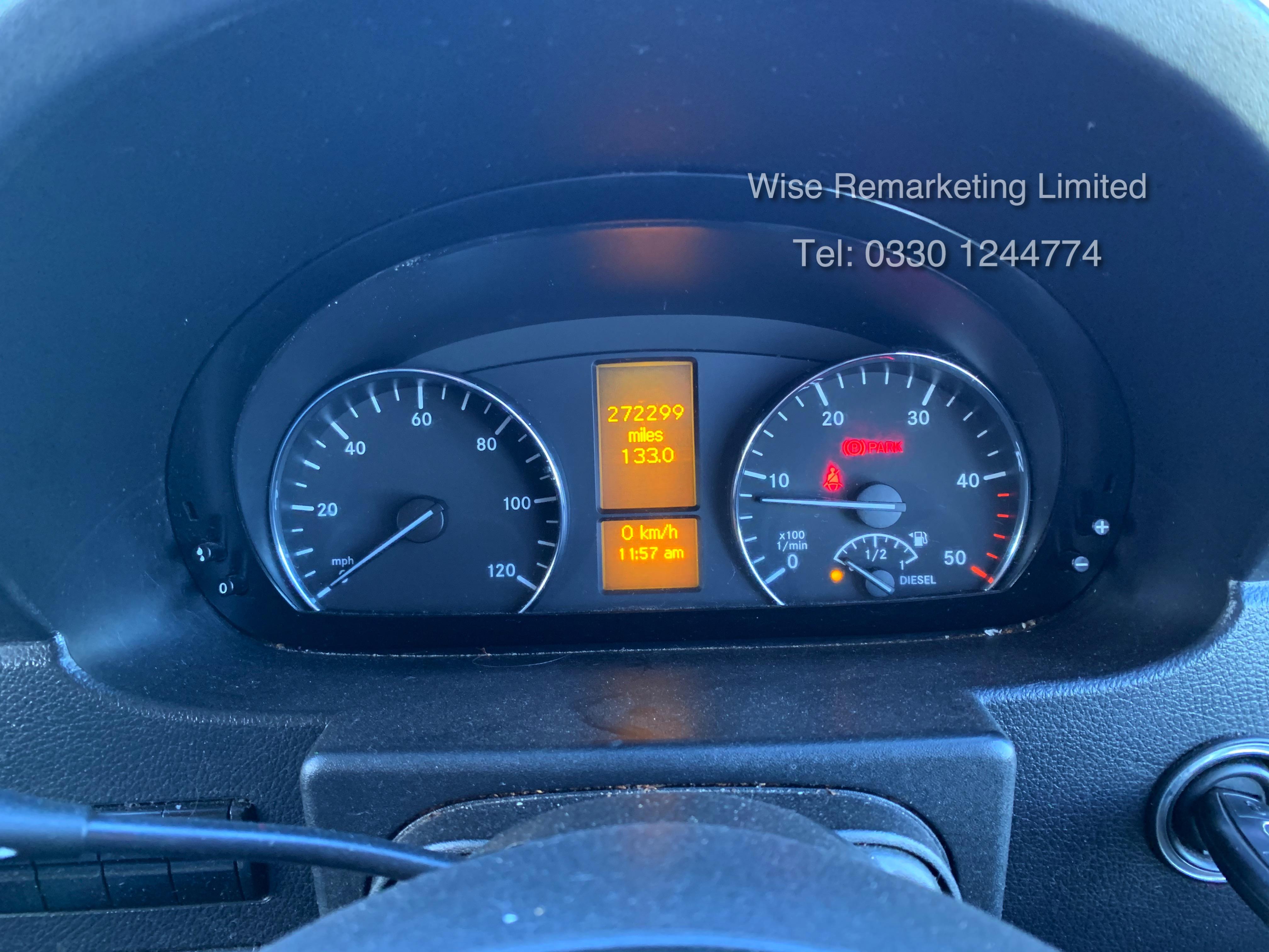 (RESERVE MET) Mercedes Sprinter 316 2.1 CDI Long Wheel Base High Roof Van - 2014 Model - 1 Owner - Image 19 of 19