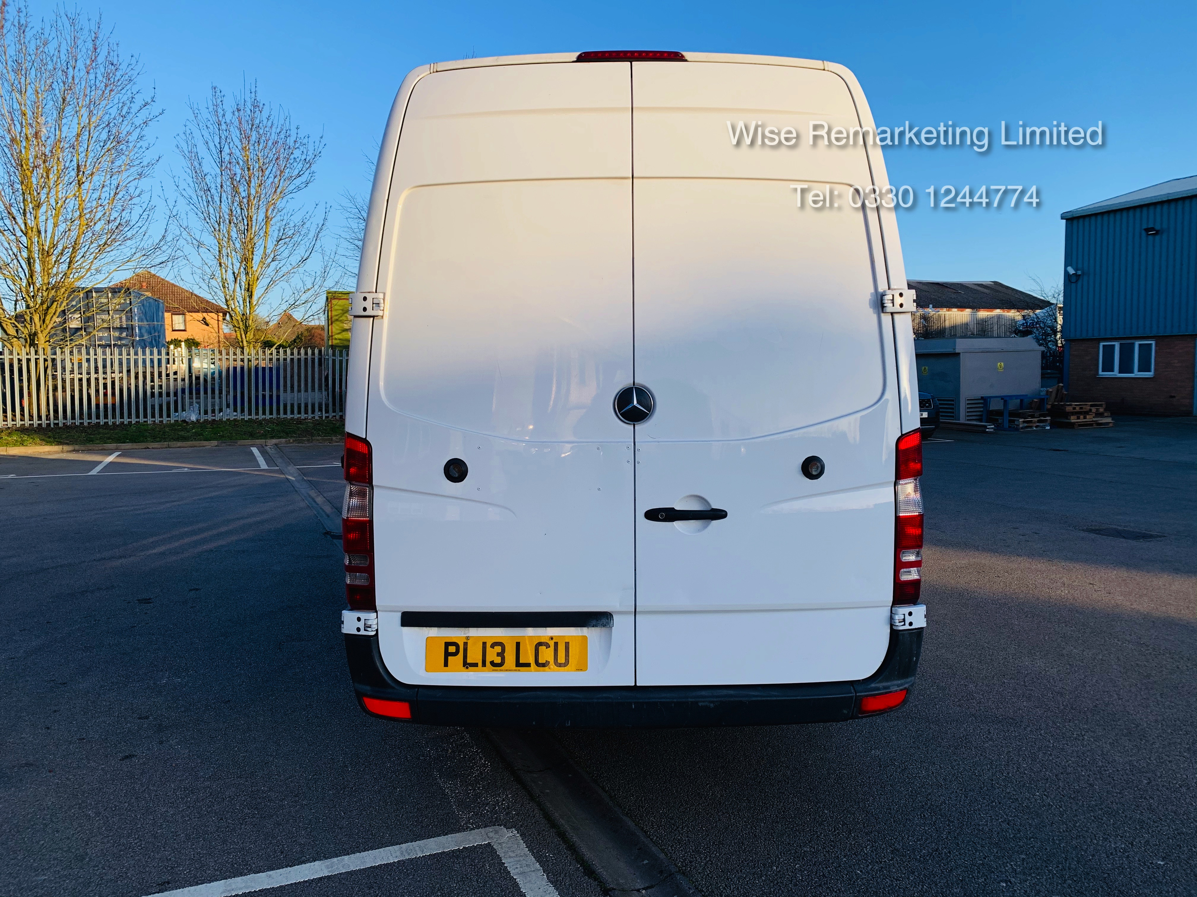 Mercedes Sprinter 316 2.1 CDI Long Wheel Base High Roof Van - 2013 13 Reg - 1 Owner From New - Image 3 of 20