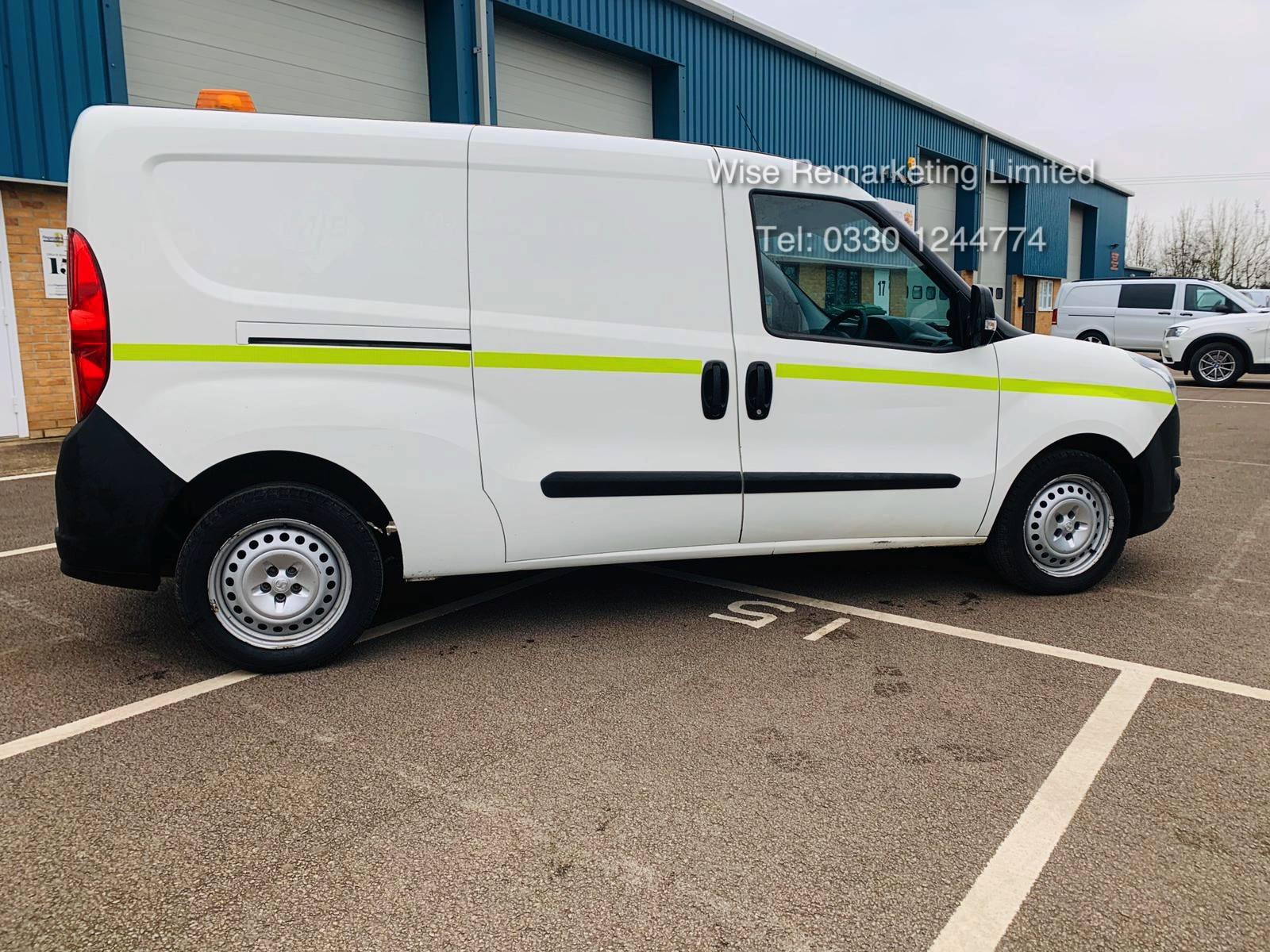 Vauxhall Combo 2300 1.6 CDTI Long - 2016 Model - 1 Keeper From New - Twin Doors - Ply Lined - Image 3 of 21