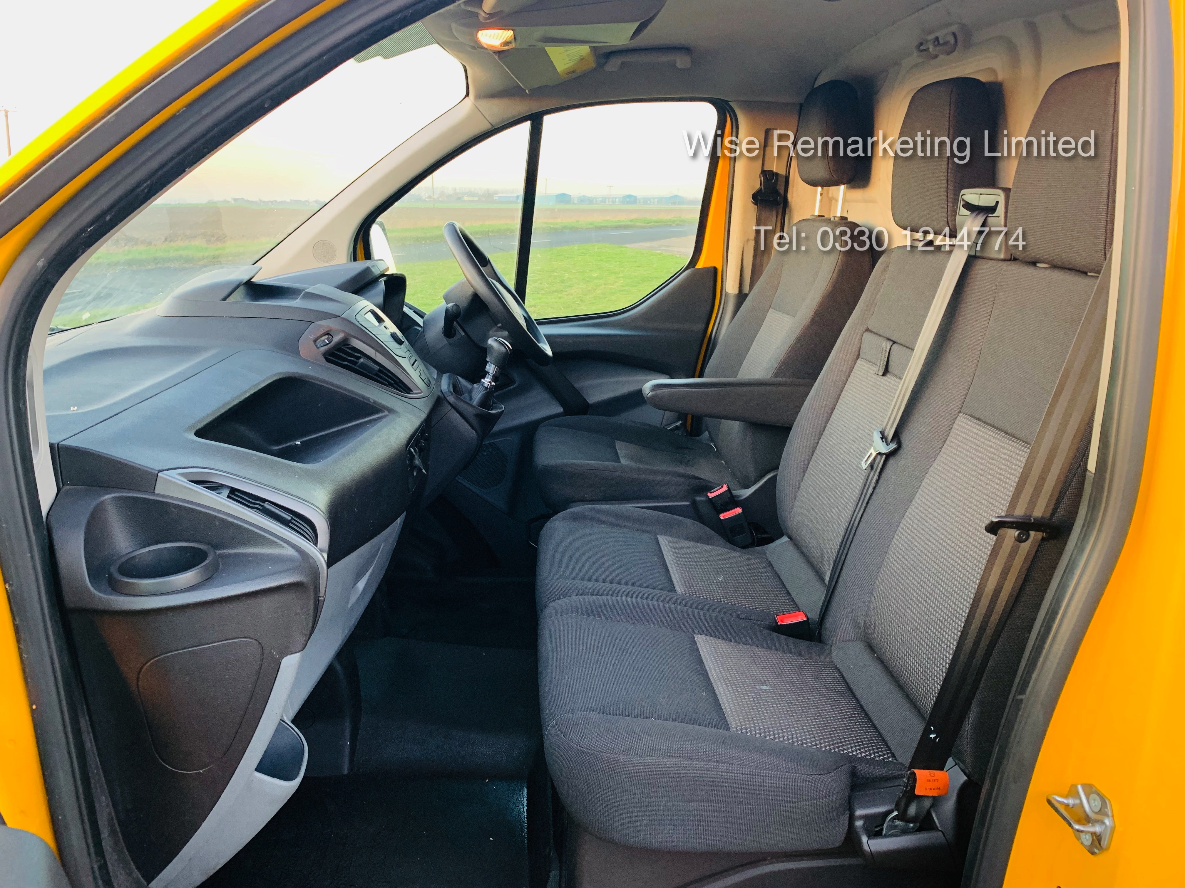 Ford Transit Custom 2.2 TDCI 310 Eco-Tech - 2016 Model - 1 Keeper From New - Air Con - Ex AA Van - Image 11 of 23