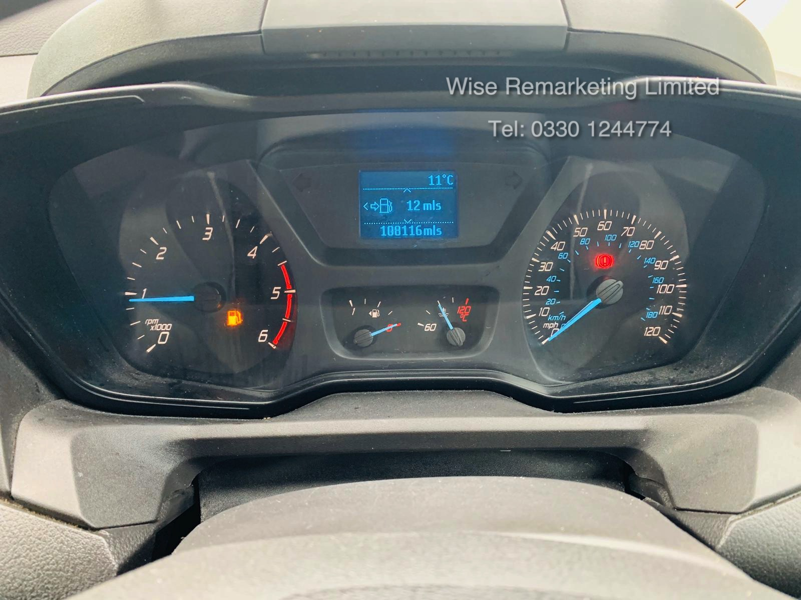 Ford Transit Custom 2.2 TDCI 290 **HIGH ROOF** - 2016 Model - AIR CON- 1 OWNER- FSH- RARE VAN!! - Image 24 of 24