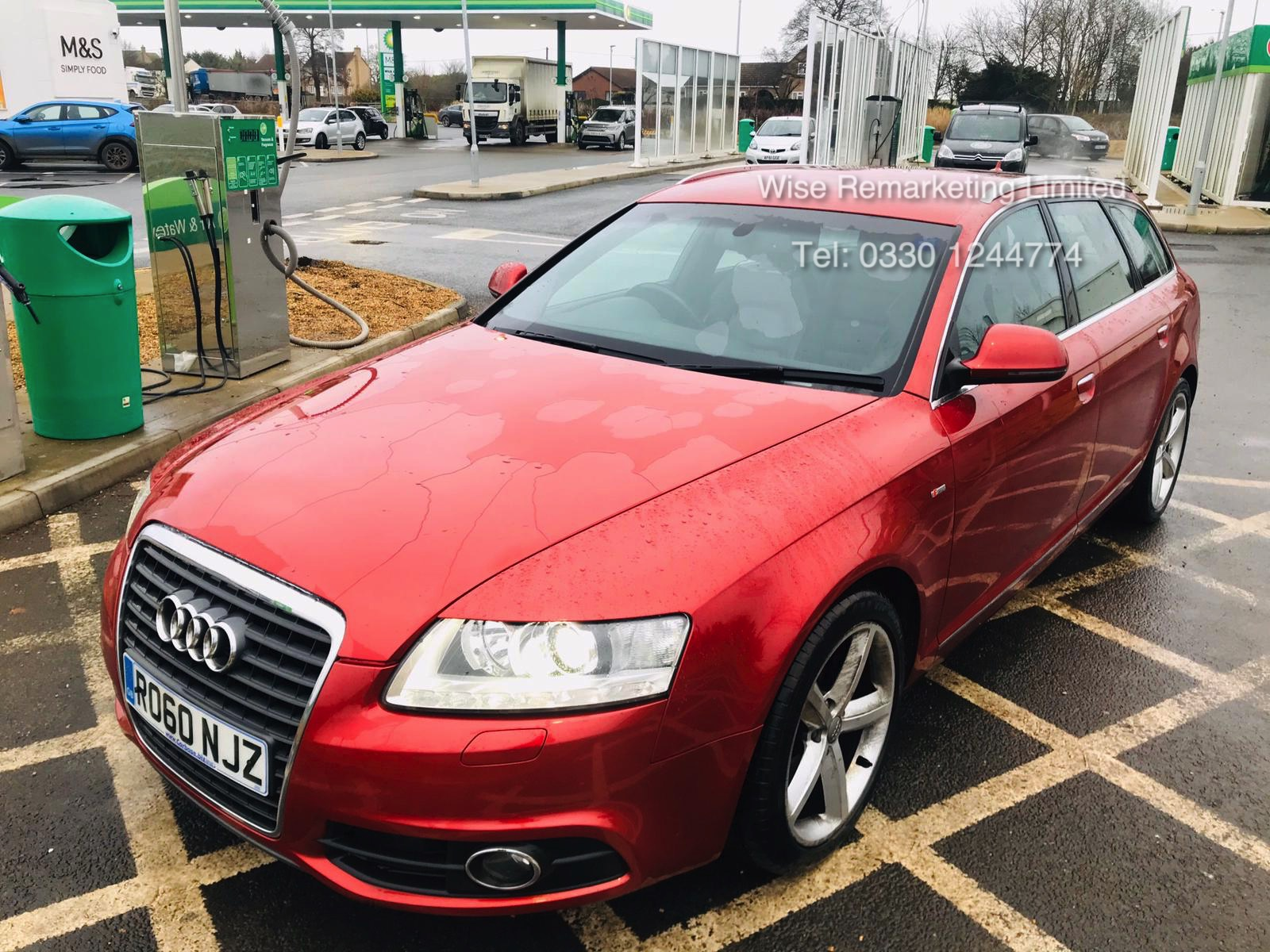 Audi A6 2.0 TDI S Line - 2011 Model - Full leather - Sat Nav - Image 3 of 21