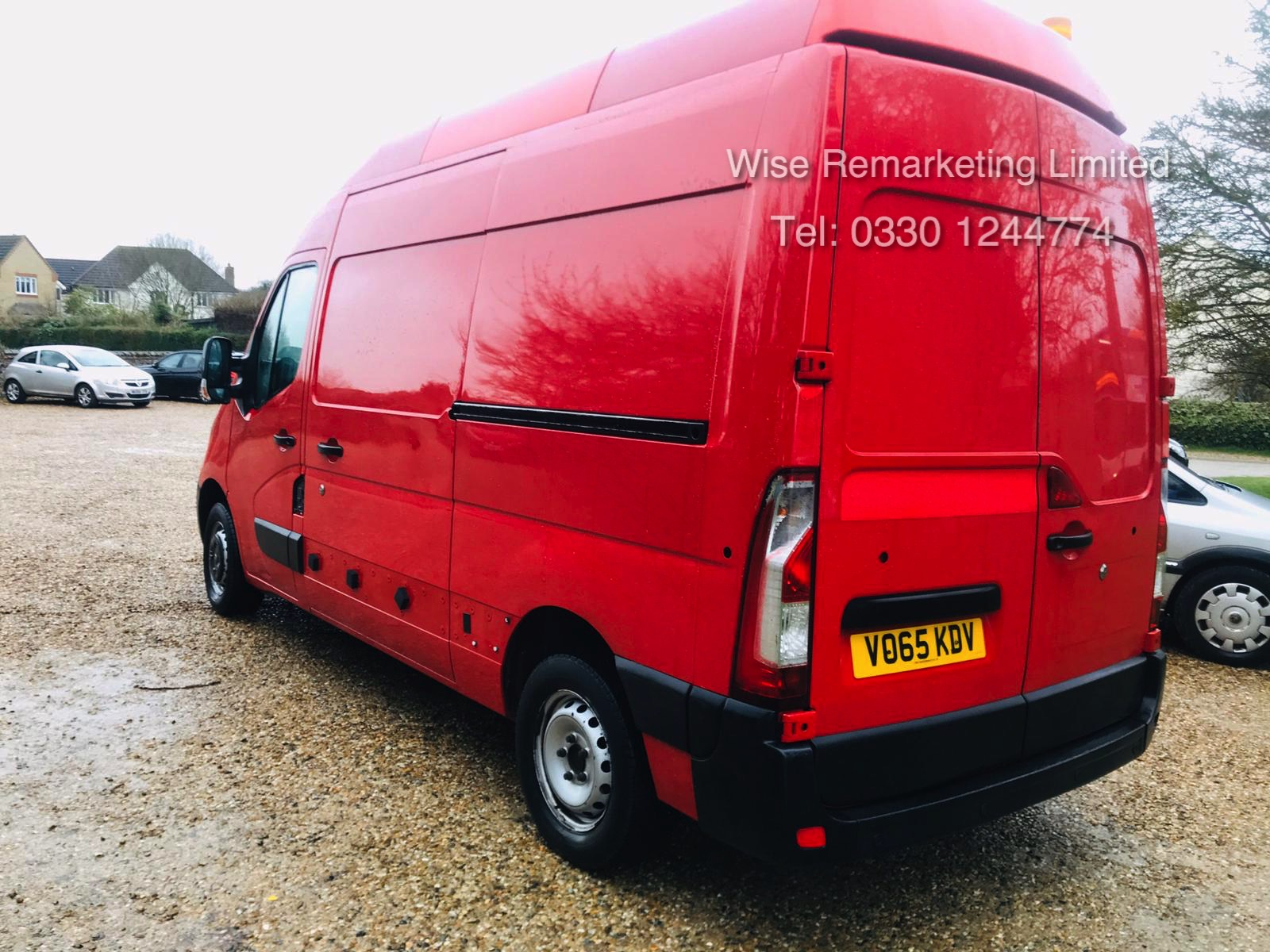Vauxhall Movano 35 2.3 CDTi BiTurbo EcoFlex **HIGH ROOF** 2016 Model - AIr con - 1 Owner - RARE - Image 4 of 21