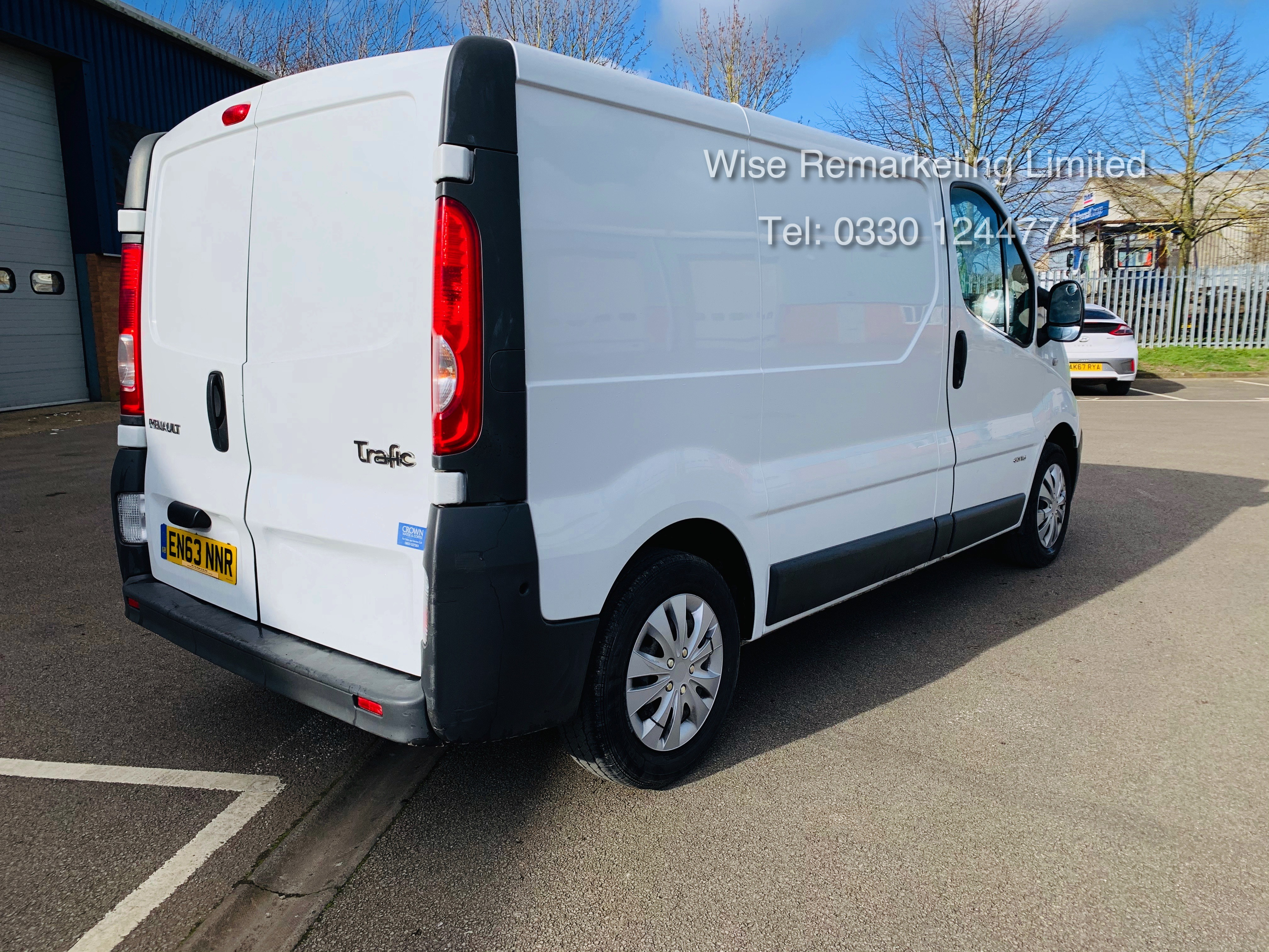 Renault Trafic 2.0 DCI (115 BHP) - 6 Speed - 2014 Reg - Ply Lined - - Image 7 of 21