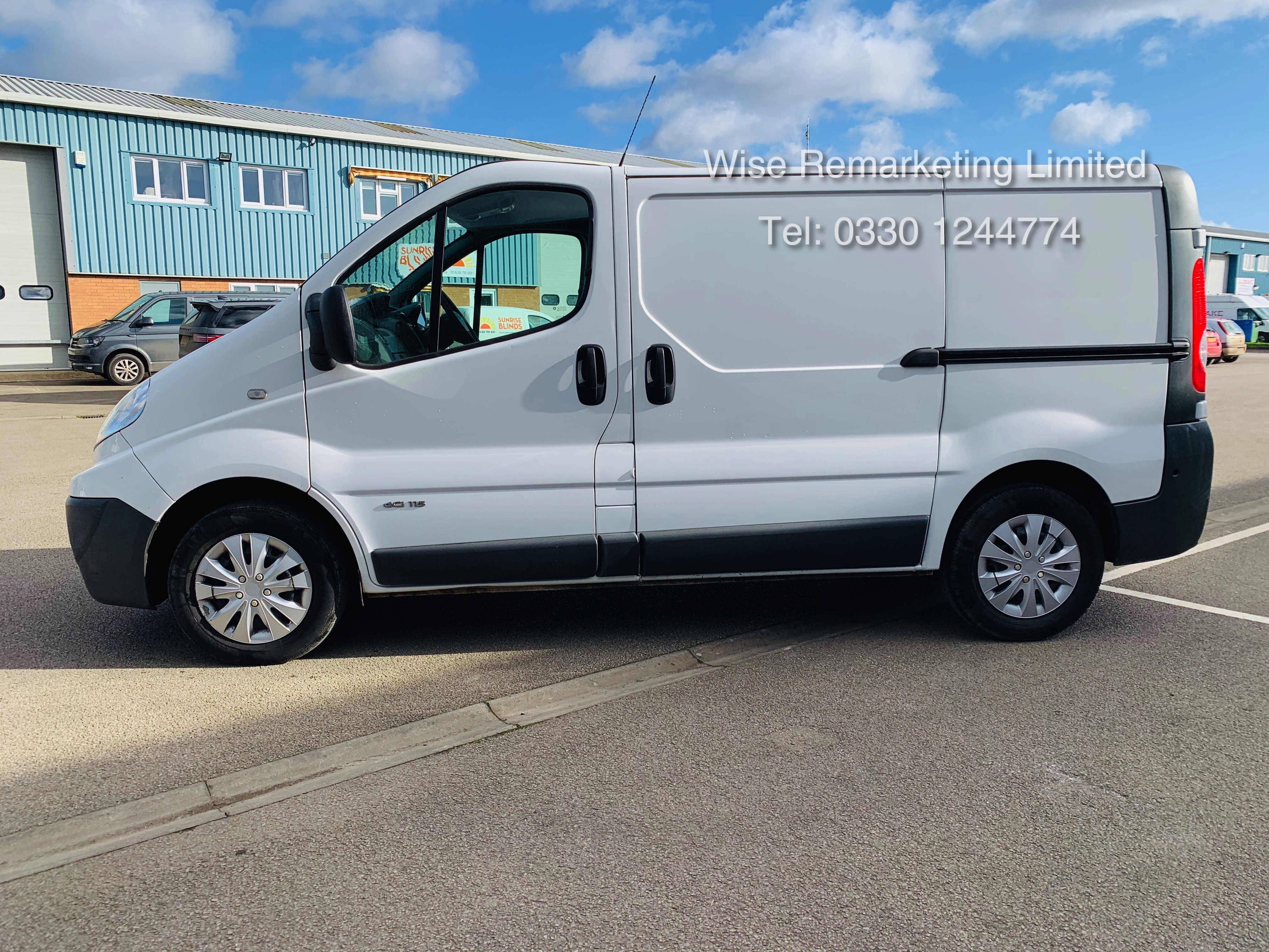 Renault Trafic 2.0 DCI (115 BHP) - 6 Speed - 2014 Reg - Ply Lined - - Image 4 of 21