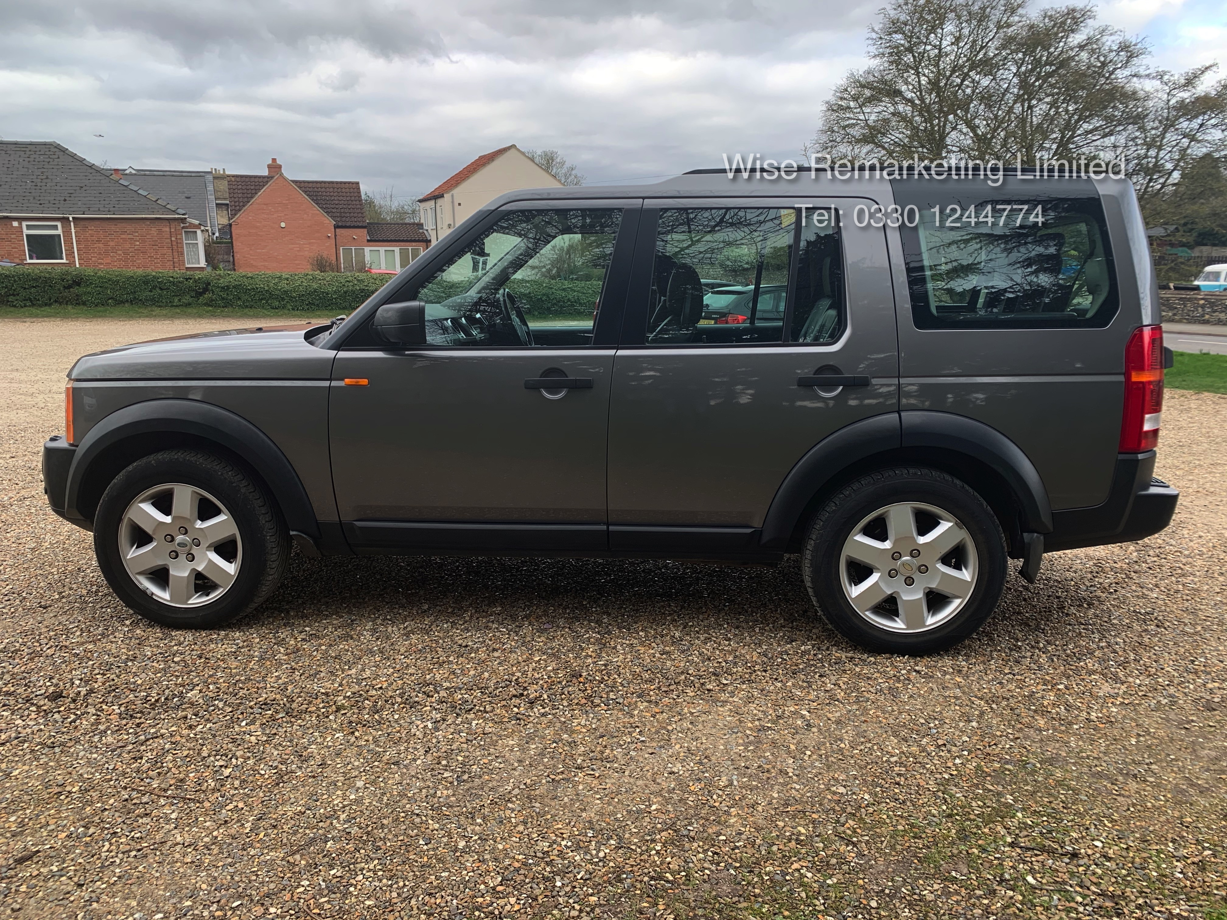 Land Rover Discovery 2.7 TDV6 HSE - Automatic - 2008 Reg - Full Leather - 7 Seater - Sat Nav - - Image 5 of 31