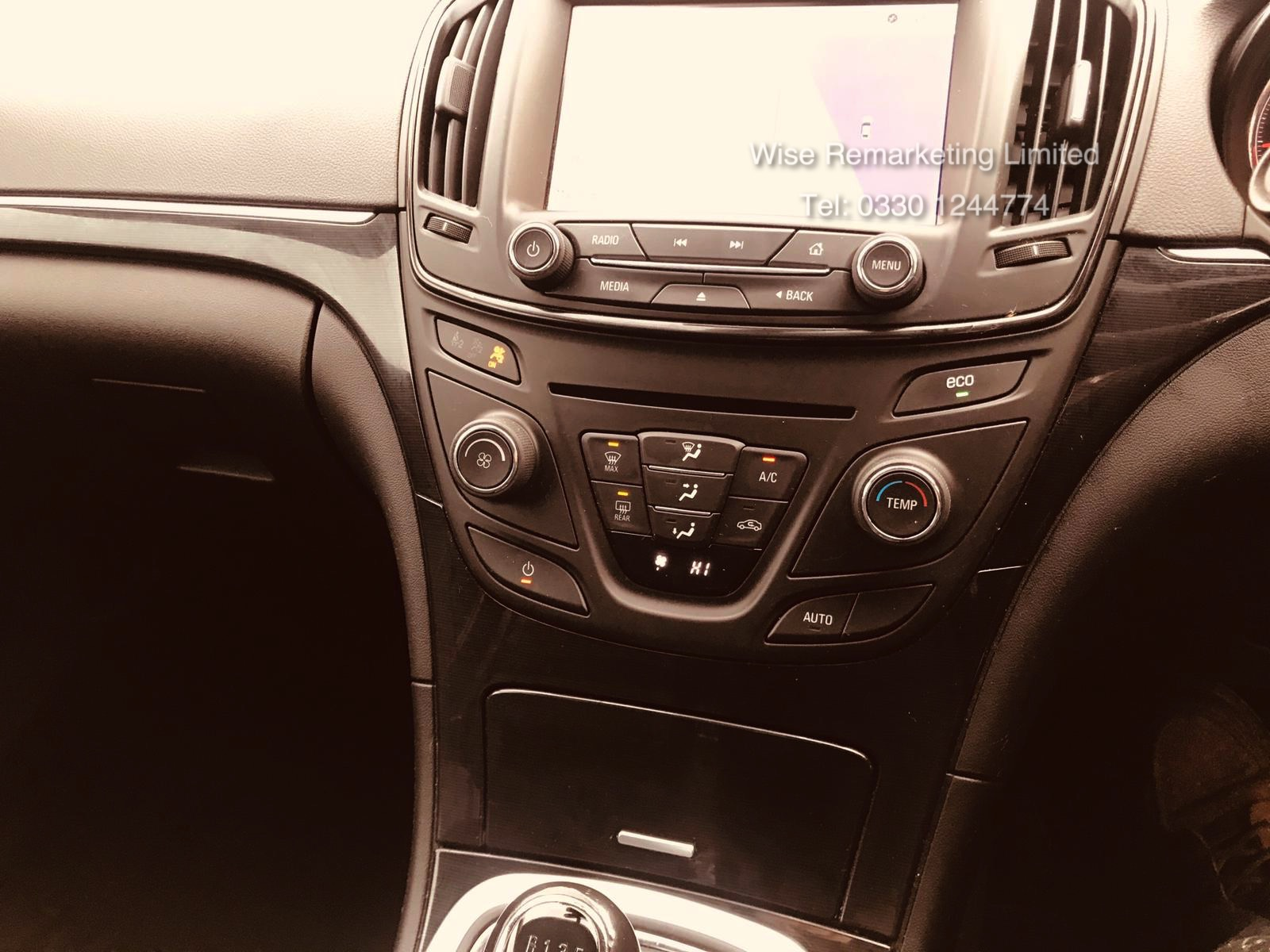 (RESERVE MET) Vauxhall Insignia 2.0 CDTI Techline 6 Speed - 2014 Model - Part Leather - - Image 19 of 20
