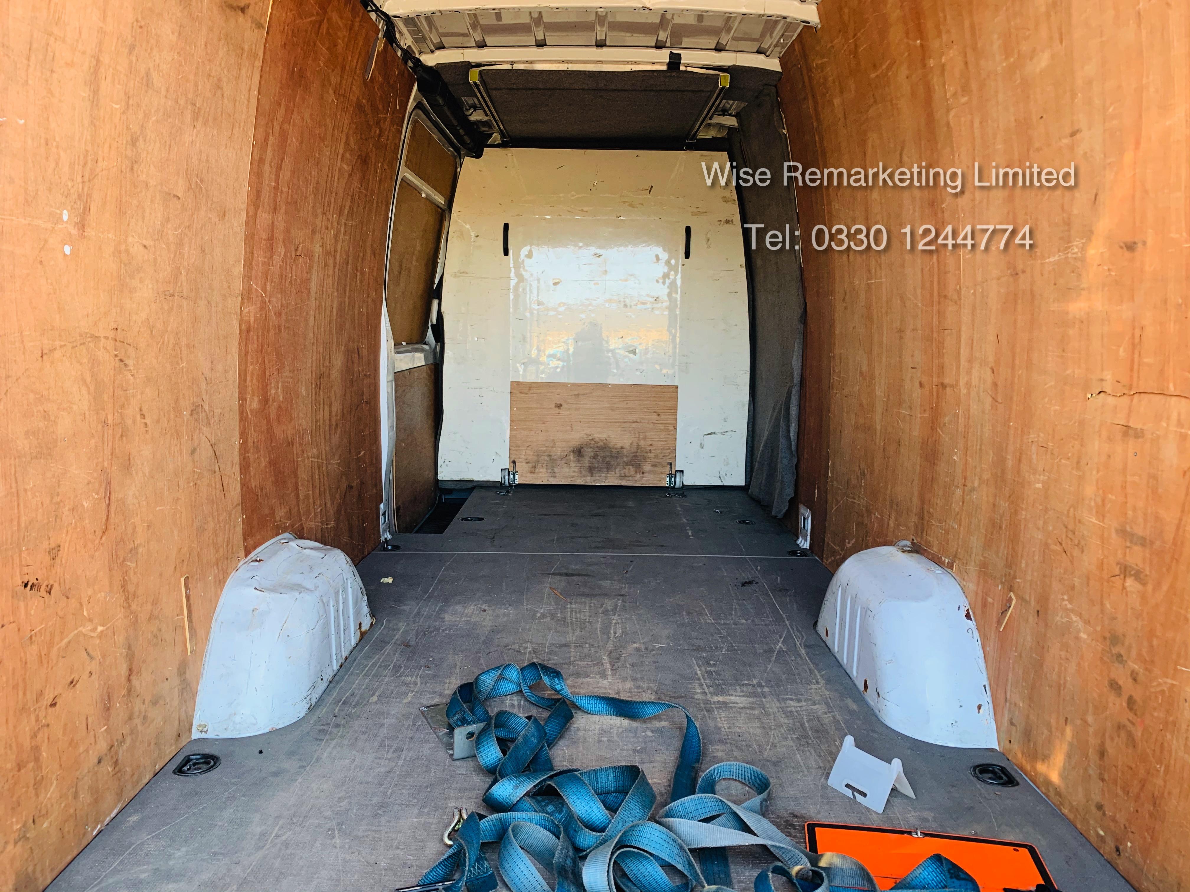 (RESERVE MET) Mercedes Sprinter 316 2.1 CDI Long Wheel Base High Roof Van - 2014 Model - 1 Owner - Image 7 of 19