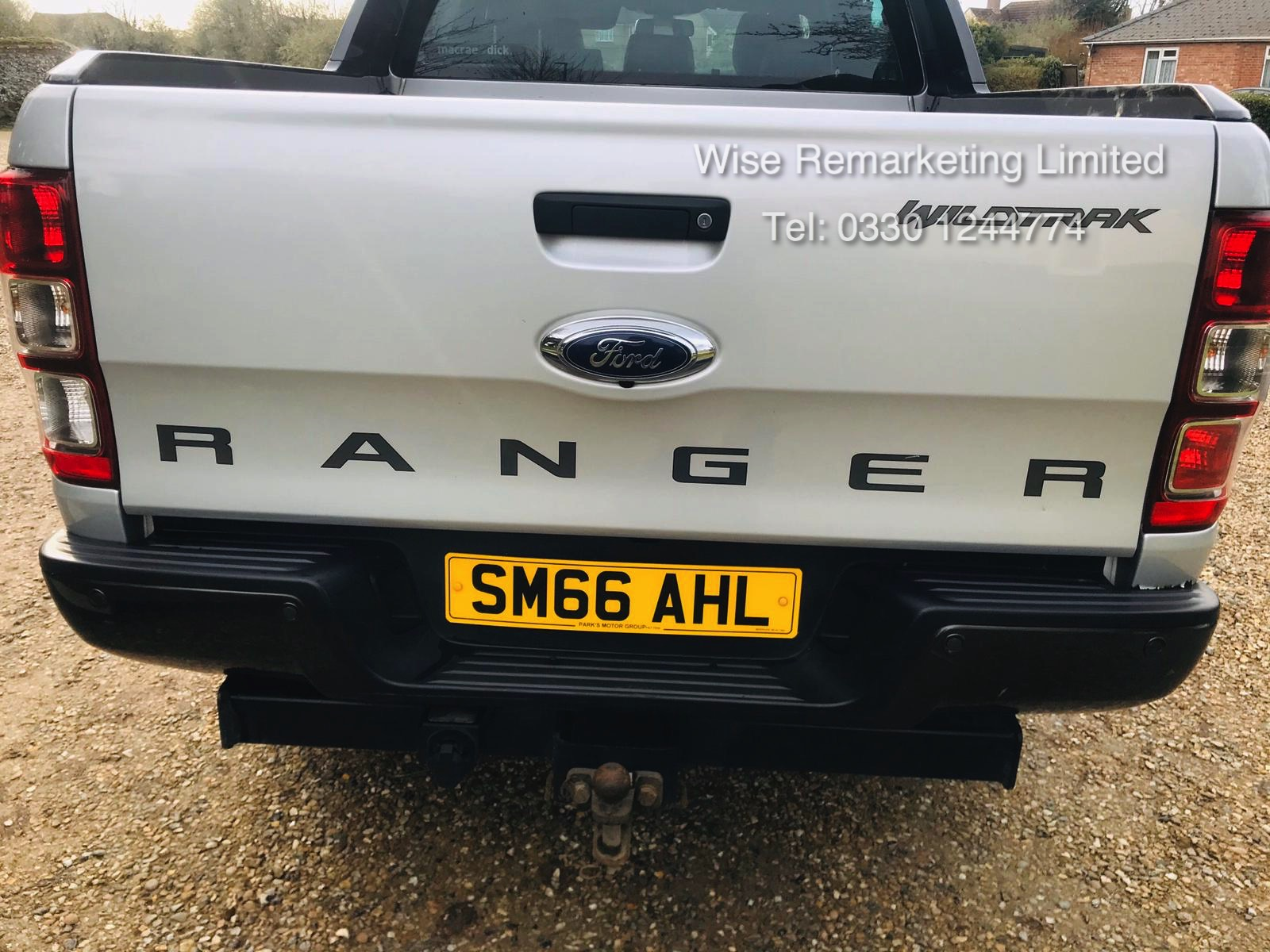 Ford Ranger 3.2 TDCI WILDTRAK - Auto - 2017 Model - 1 Former Keeper - 4x4 - TOP OF THE RANGE - Image 7 of 16
