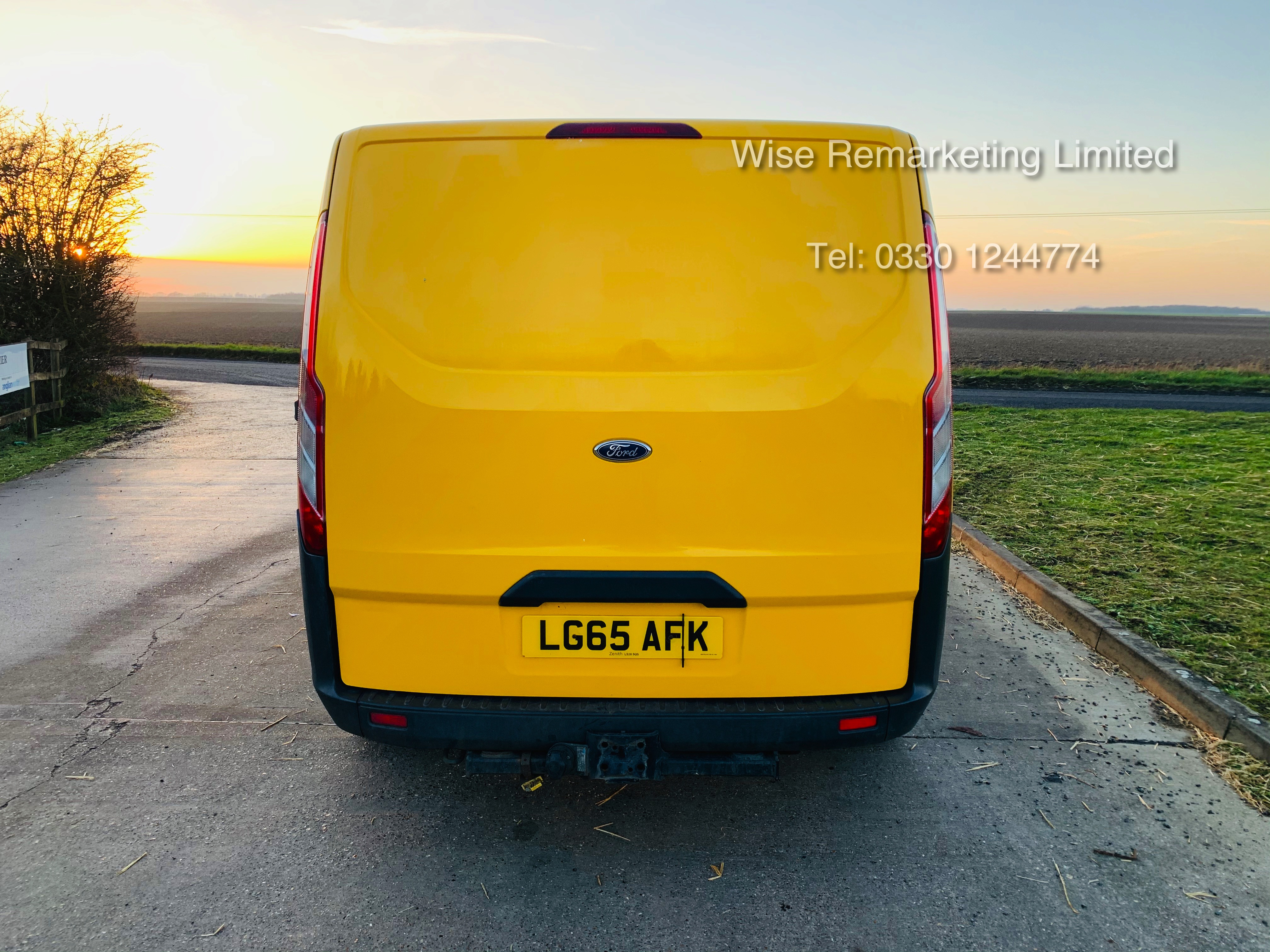 Ford Transit Custom 2.2 TDCI 310 Eco-Tech - 2016 Model - 1 Keeper From New - Air Con - Ex AA Van - Image 6 of 23