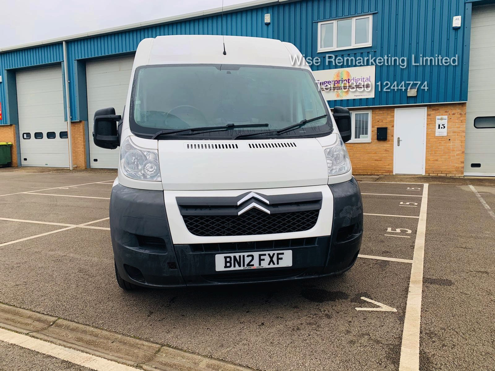 Citroen Relay 35 2.2 HDi (130 BHP) LWB 2012 12 Reg - 6 Speed - Ply Lined SAVE 20% NO VAT - Image 3 of 20