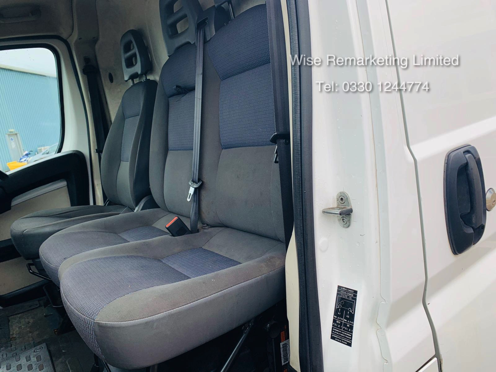 Citroen Relay 35 2.2 HDi (130 BHP) LWB 2012 12 Reg - 6 Speed - Ply Lined SAVE 20% NO VAT - Image 11 of 20