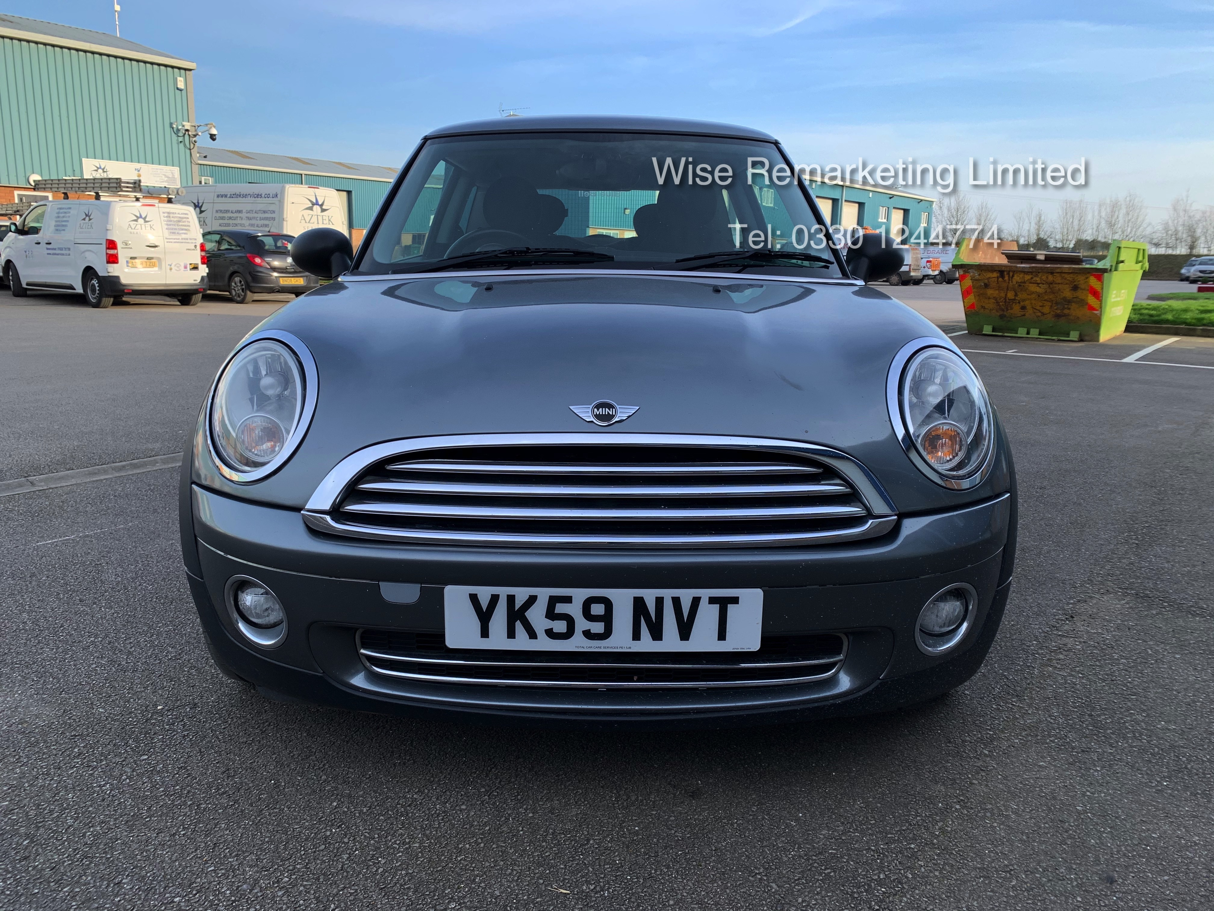 (RESERVE MET) Mini One Graphite 1.4 Petrol - 2010 Model - Service History - 6 Speed - Air Con - - Image 4 of 19