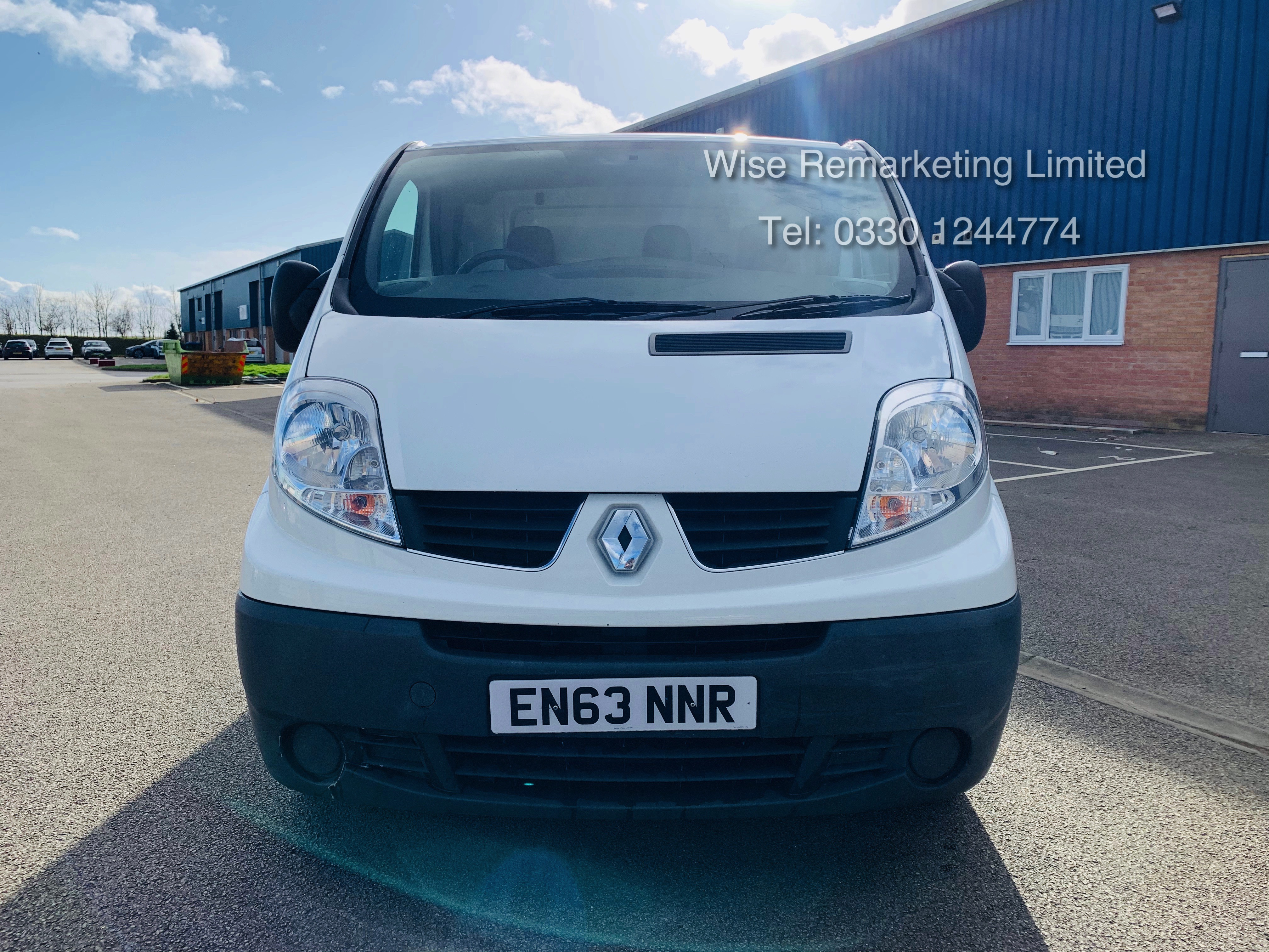 Renault Trafic 2.0 DCI (115 BHP) - 6 Speed - 2014 Reg - Ply Lined - - Image 2 of 21
