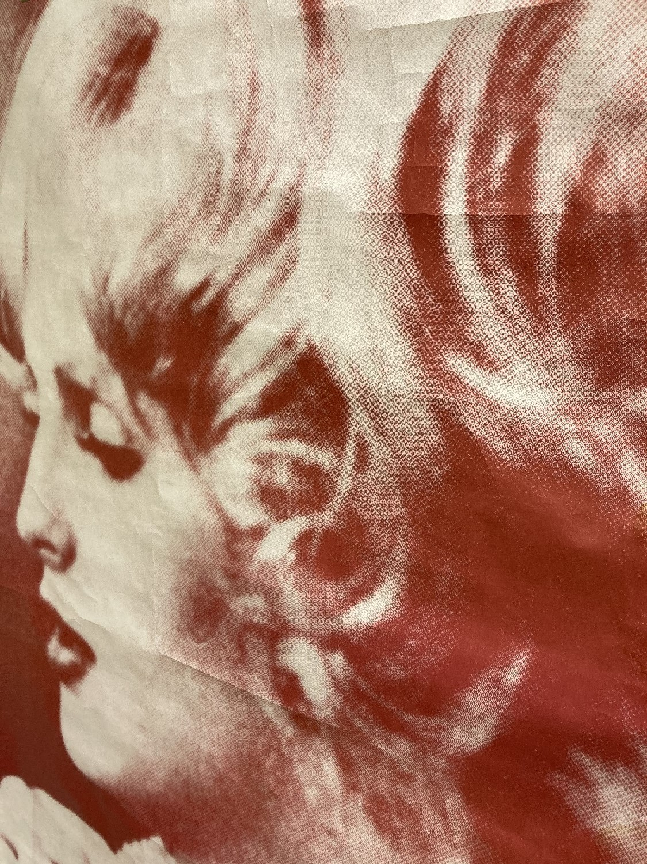 THE SMITHS SHEILA TAKE A BOW POSTER. An original poster for The Smiths - Sheila.. - Image 4 of 4