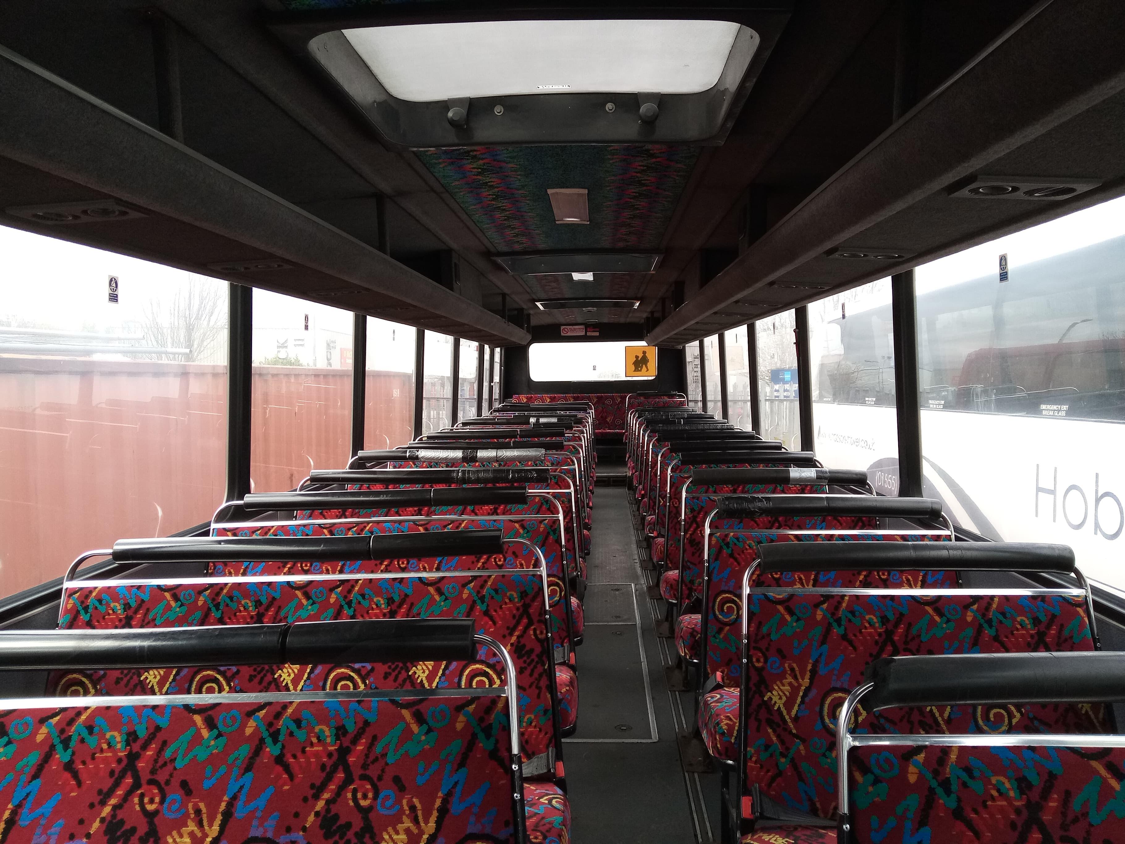 Leyland Tiger School Bus Registration K984 JNV, Date of Registration October 1992, Vehicle - Image 4 of 6