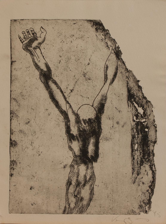 Lot 132 - Detlef Kempgens(deutscher Grafiker und Bildhauer, lebt u. arbeitet in Dambeck b. Wismar)