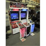 TIME CRISIS 4 TWIN SHOOTER ARCADE GAME NAMCO