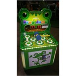 FROG JUMP TICKET REDEMPTION GAME WHAC A MOLE