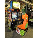 NICKTOONS NITRO SITDOWN RACING ARCADE GAME