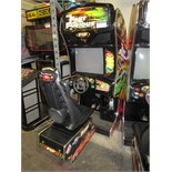 FAST & FURIOUS DEDICATED RACING ARCADE GAME