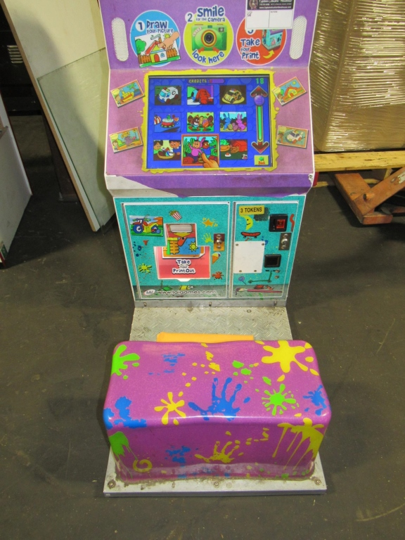 LITTLE MASTERPIECE PICTURE KIOSK LAI GAMES - Image 3 of 5