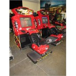 SUPER BIKES FAST & FURIOUS RED RACING ARCADE #2