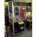 "30"" BIG CHOICE PLUSH CLAW CRANE MACHINE L@@K!!"