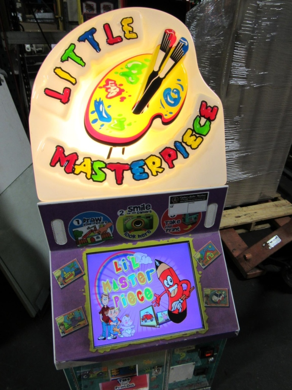 LITTLE MASTERPIECE PICTURE KIOSK LAI GAMES - Image 2 of 5