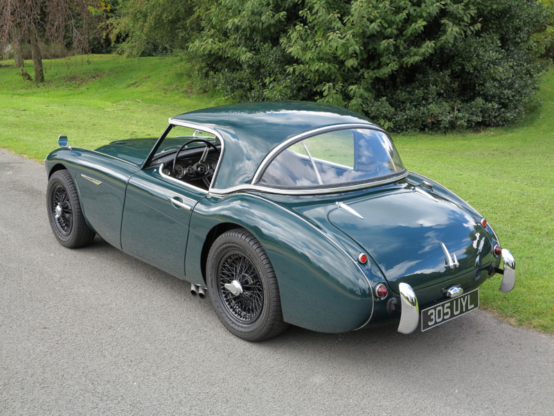Lot 20 - The prototype 'Big' Healey was the sensation of the 1952 London Motorshow. Once in production it