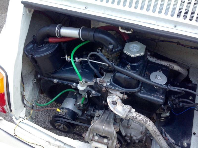 Lot 37 - 1972 Fiat 500 L