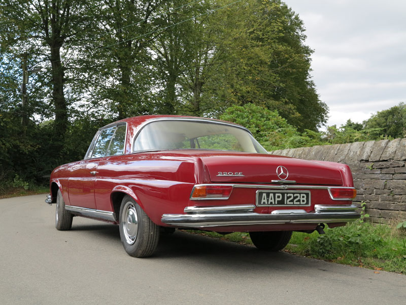 Lot 23 - - The subject of a five-page article in Mercedes Enthusiast magazine (June 2013 issue)- Treated to