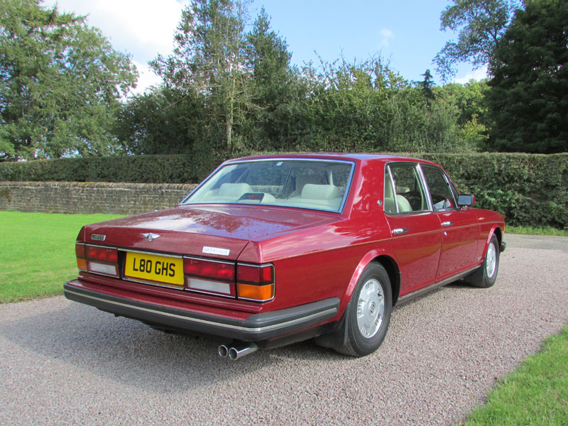 Lot 48 - 1994 Bentley Brooklands