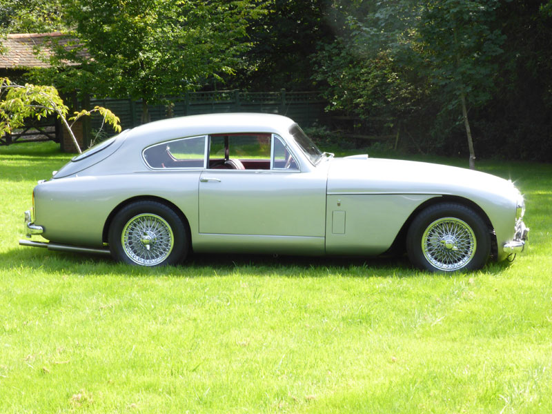 Lot 44 - The elegant DB2 was a major step forward from the 2-Litre Sports model it replaced. The newcomer was
