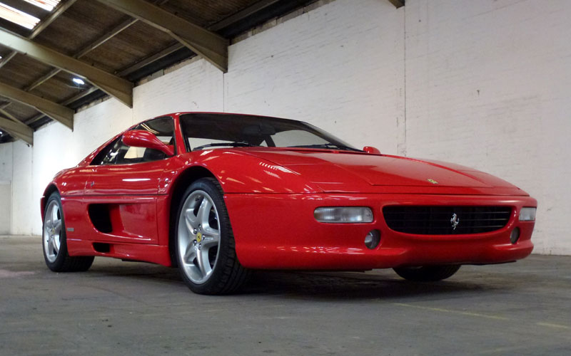 Lot 106 - Capable of 0-60mph in 4.6 seconds, 0-100mph in 10.6 seconds and 185mph, the Pininfarina-styled