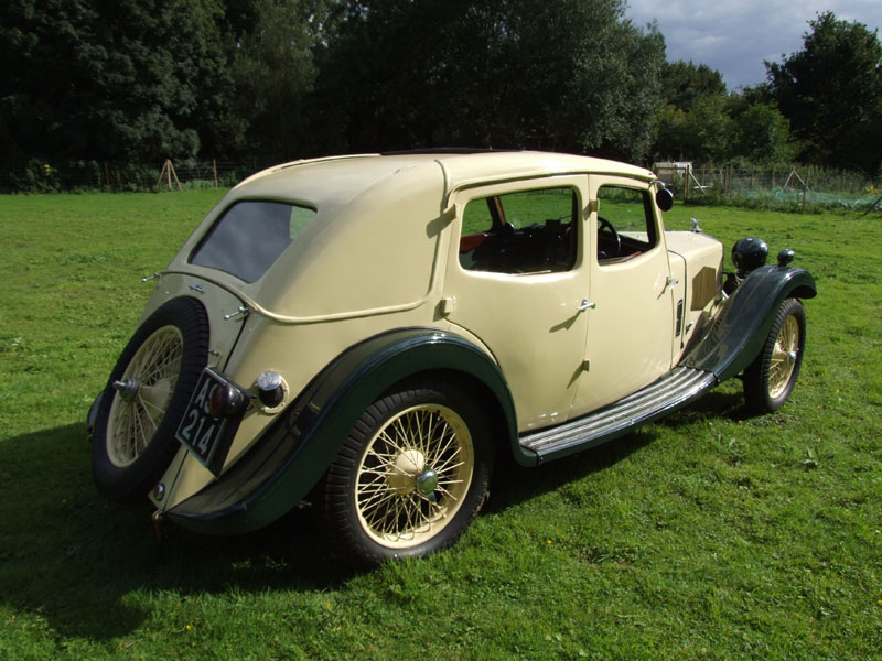 Lot 7 - - 1 of approximately 10 survivors known to the Riley Register