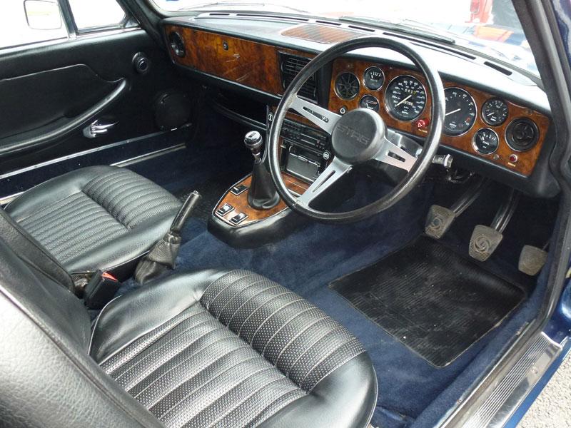 Lot 16 - 1976 Triumph Stag