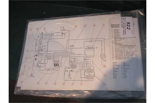 ducati wiring diagrams 250 450 desmo sebring 860 gts 900ss rh i bidder com Stator Wiring Diagram 2002 Yamaha R6 Wiring-Diagram