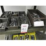 LOT - CONTENTS ONLY OF CART, TO INCLUDE: MACHINE AND INSPECTION TOOLING