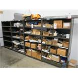 LOT - (4) SHELF UNITS, CONTENTS NOT INCLUDED