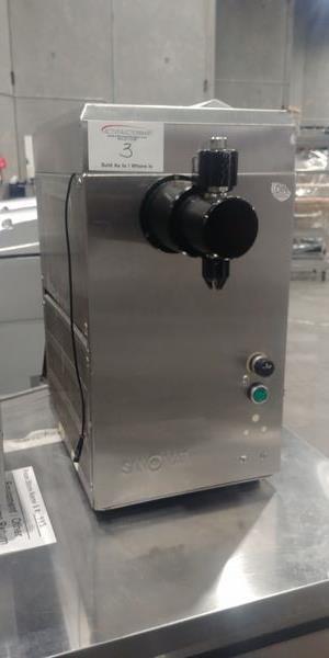 Lot 3 - Sanomat Whip Cream Maker - Model Euro Plus